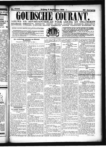 Goudsche Courant 1930-09-05