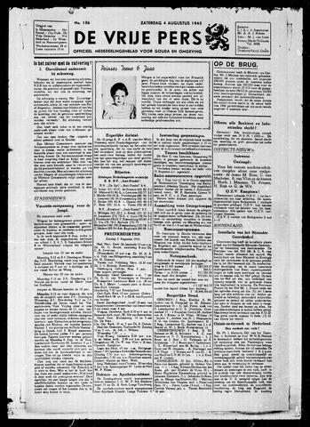 De Vrije Pers 1945-08-04