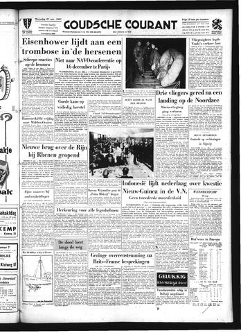Goudsche Courant 1957-11-27