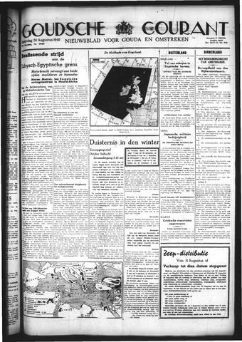 Goudsche Courant 1940-08-24