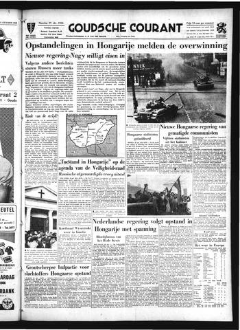Goudsche Courant 1956-10-29