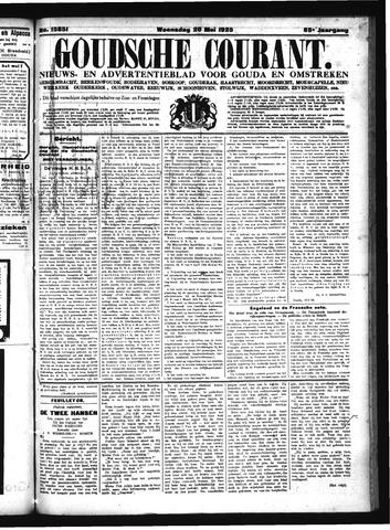 Goudsche Courant 1925-05-20