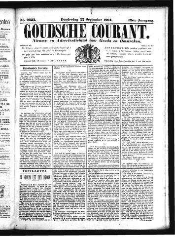 Goudsche Courant 1904-11-22