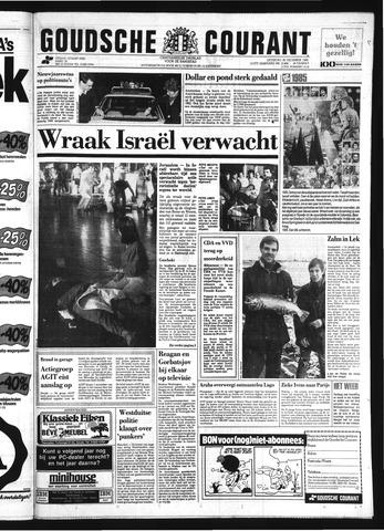 Goudsche Courant 1985-12-28