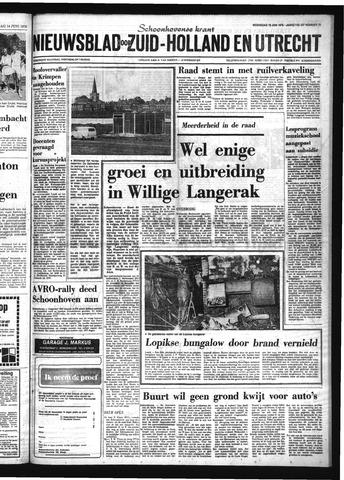 Schoonhovensche Courant 1976-06-16