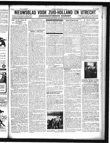 Schoonhovensche Courant 1943-02-05
