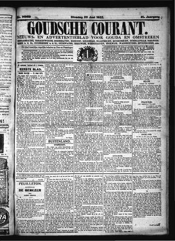 Goudsche Courant 1922-06-20