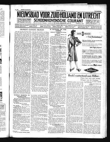 Schoonhovensche Courant 1939-05-05