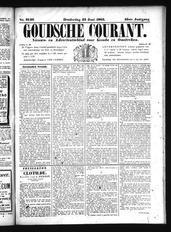 Goudsche Courant 1903-06-25