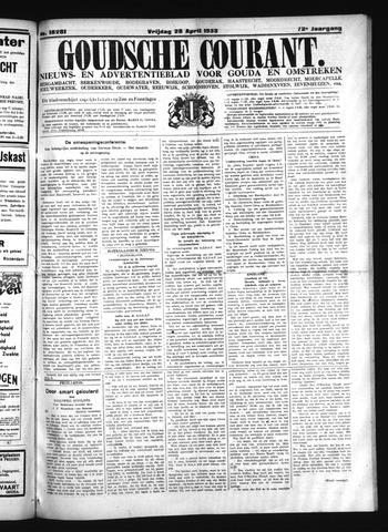 Goudsche Courant 1933-04-28
