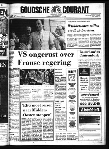 Goudsche Courant 1981-06-24