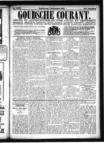 Goudsche Courant 1925-11-05