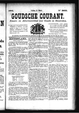 Goudsche Courant 1884-03-21