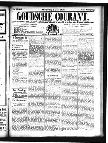 Goudsche Courant 1916-06-08
