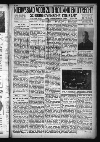 Schoonhovensche Courant 1932-12-19
