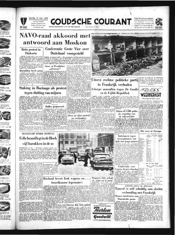 Goudsche Courant 1959-02-14
