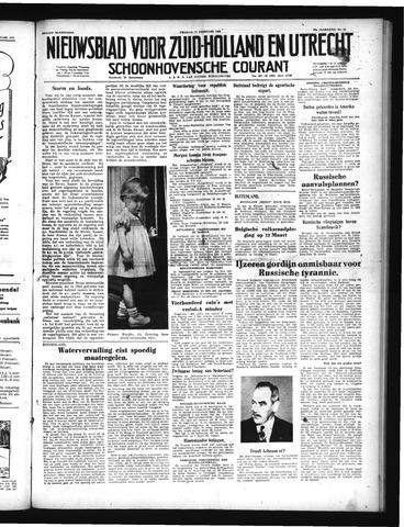 Schoonhovensche Courant 1950-02-17