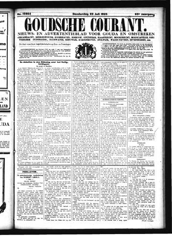Goudsche Courant 1925-07-23
