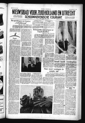 Schoonhovensche Courant 1955-12-21
