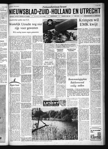 Schoonhovensche Courant 1972-06-07