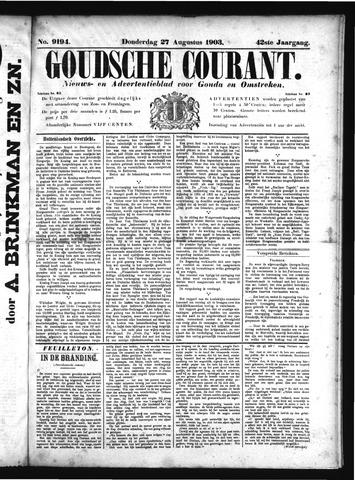 Goudsche Courant 1903-08-27