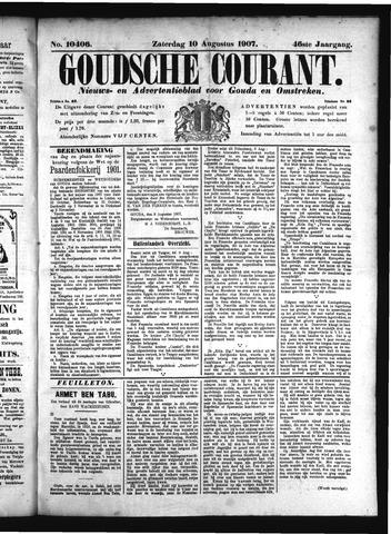 Goudsche Courant 1907-08-10