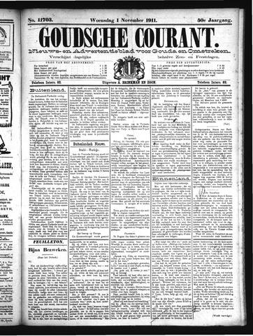 Goudsche Courant 1911-11-01