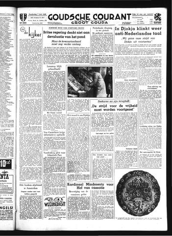 Goudsche Courant 1949-07-07