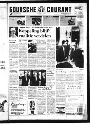 Goudsche Courant 1991-08-29