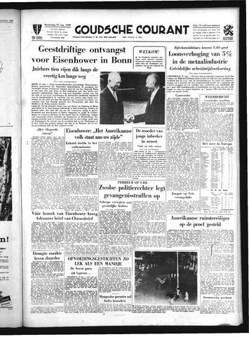 Goudsche Courant 1959-08-27