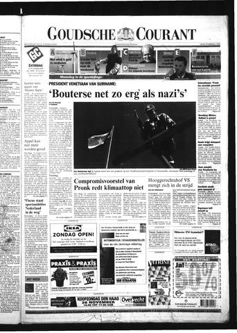 Goudsche Courant 2000-11-25