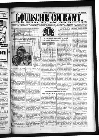 Goudsche Courant 1939-05-22