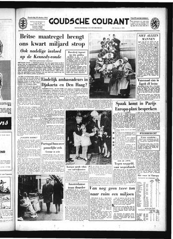 Goudsche Courant 1964-10-29