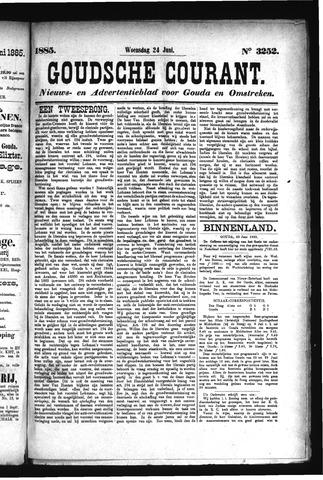 Goudsche Courant 1885-06-24