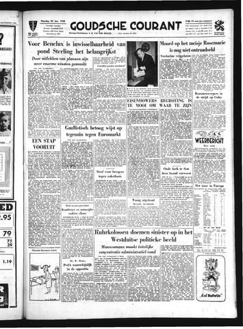 Goudsche Courant 1958-12-30