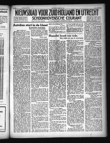Schoonhovensche Courant 1941-02-24