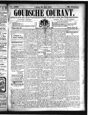 Goudsche Courant 1913-06-20