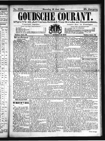 Goudsche Courant 1911-06-12