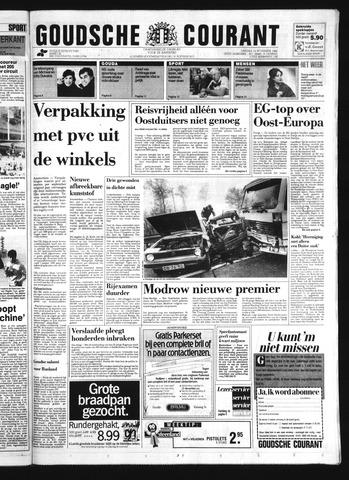 Goudsche Courant 1989-11-14