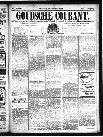 Goudsche Courant 1911-10-17
