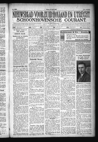Schoonhovensche Courant 1929-03-15