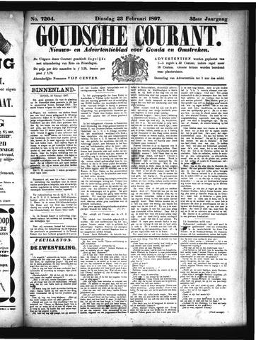 Goudsche Courant 1897-02-23