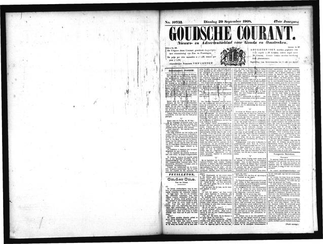 Goudsche Courant 1908-09-29