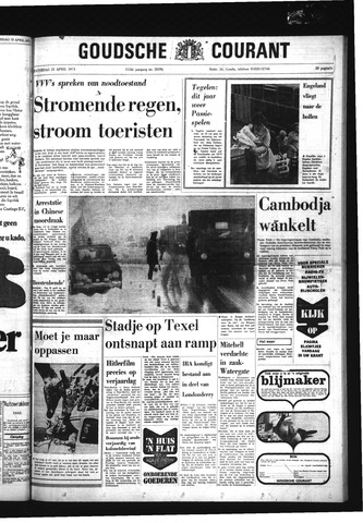 Goudsche Courant 1973-04-21