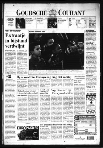 Goudsche Courant 2002-03-21