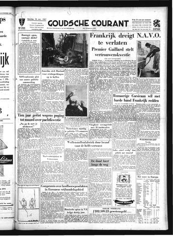 Goudsche Courant 1957-11-16