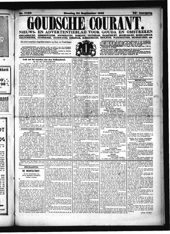 Goudsche Courant 1929-09-24