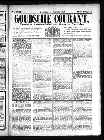 Goudsche Courant 1896-01-11