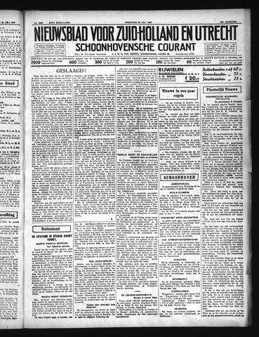 Schoonhovensche Courant 1936-07-22