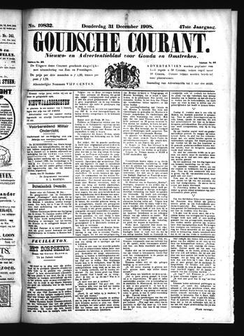 Goudsche Courant 1908-12-31